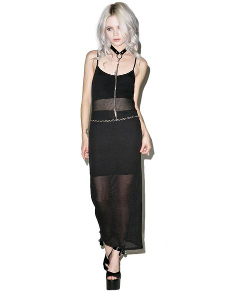 Dome Play Maxi Dress