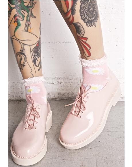Sweetie Grunge Oxfords