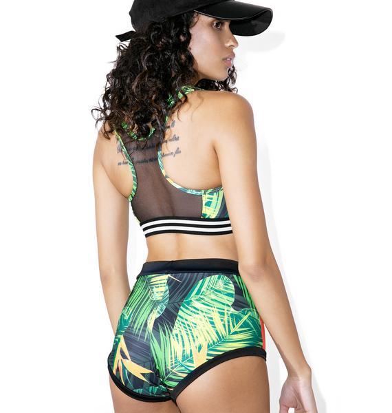 ONZIE Paradise Block Shorts