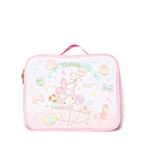 Sanrio My Melody Cookie Mini Suitcase