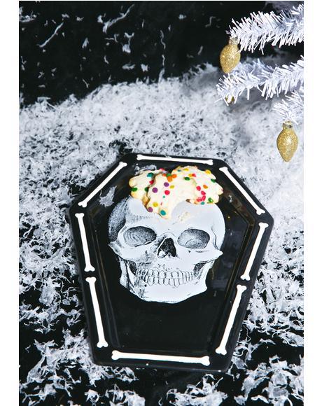 Skull Platter