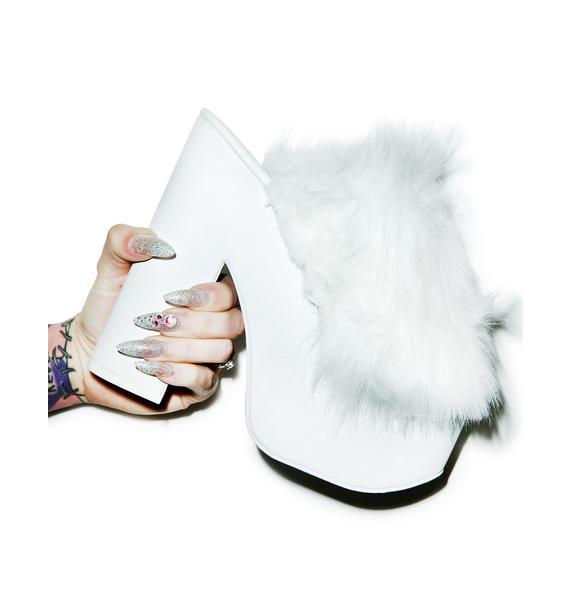Y.R.U. Dream Fur Sure Platforms