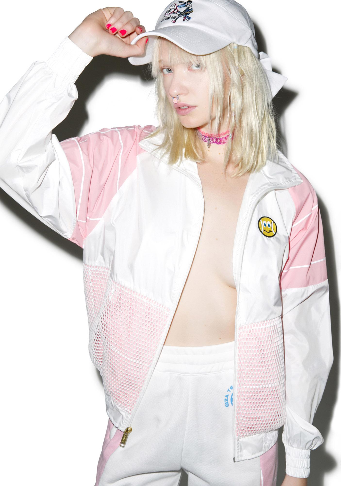 Joyrich X GIZA Tennis Court Jacket