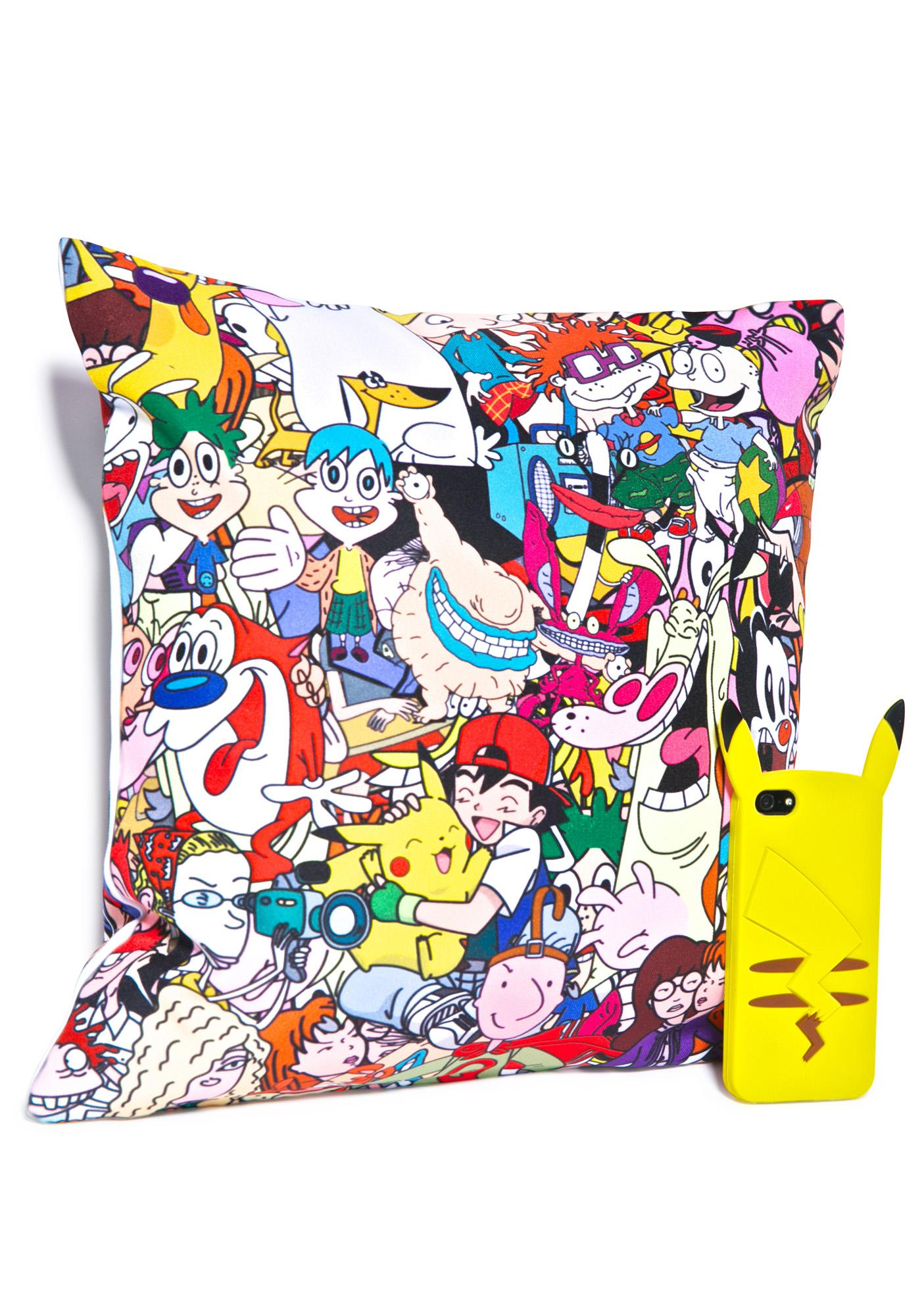Totally 90s Pillow