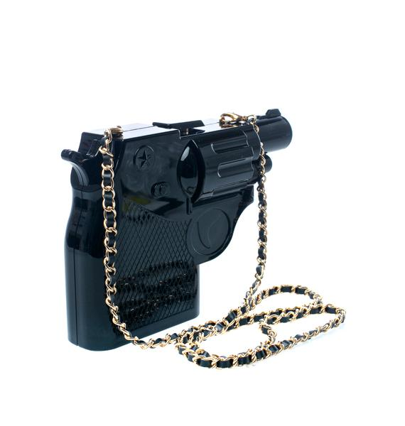 To Live or Die Gun Clutch