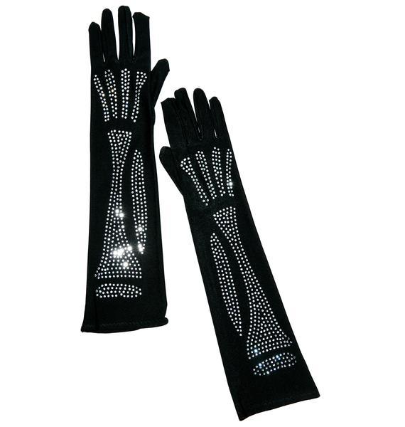 My Bonez Bling Gloves