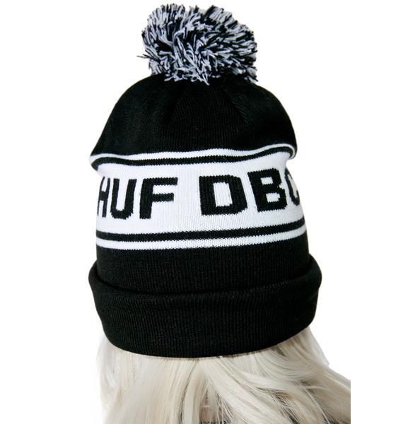 HUF DBC Pom Beanie