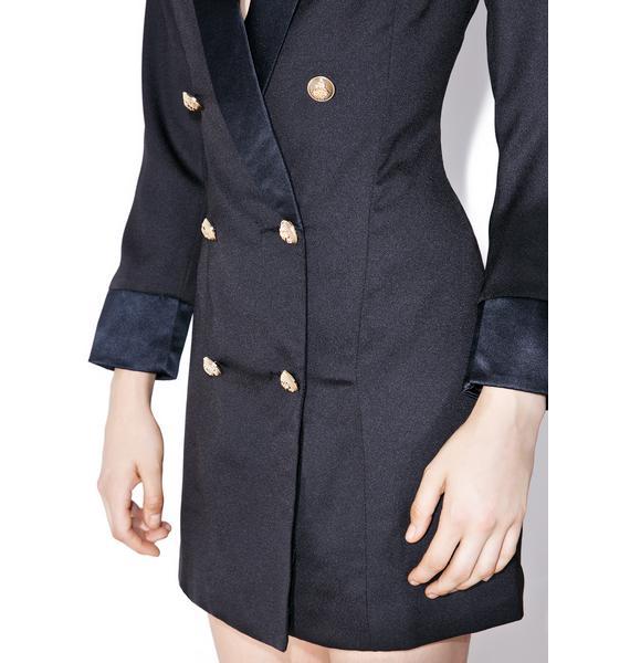 Gainsbourg Blazer Dress