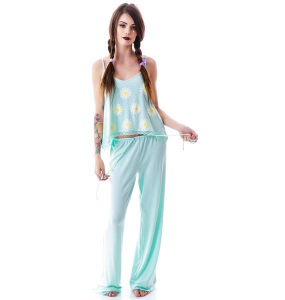 Wildfox Couture London Girl Cami Classic PJ Set