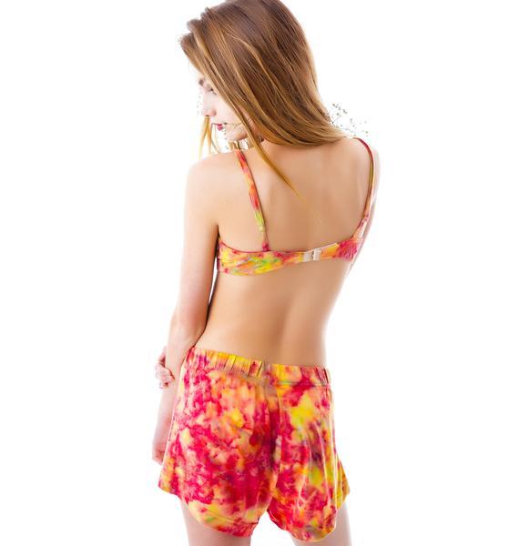 Fire Dancer Shorts