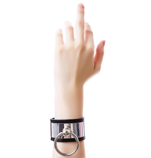 Club Exx Metalhead O Ring Bracelet