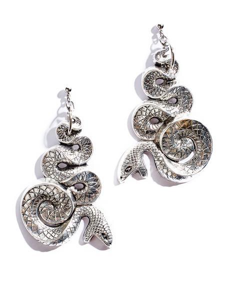 Serpent Earrings