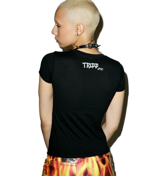 Tripp NYC Punk Logo T-Shirt
