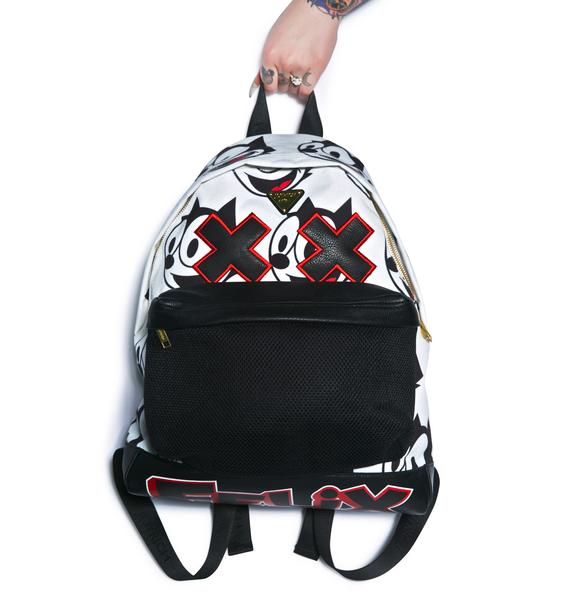 Joyrich Felix Face Backpack