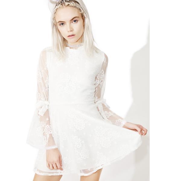 Lovesick Lace Mini Dress
