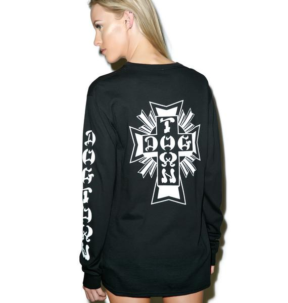 Suicidal Tendencies Dog Town Long Sleeve Tee