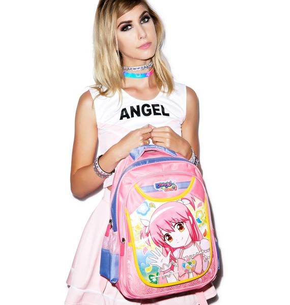 Anime Babe Backpack