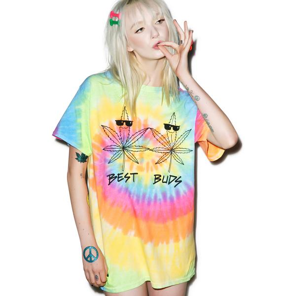 Burger And Friends Best Buds Tee