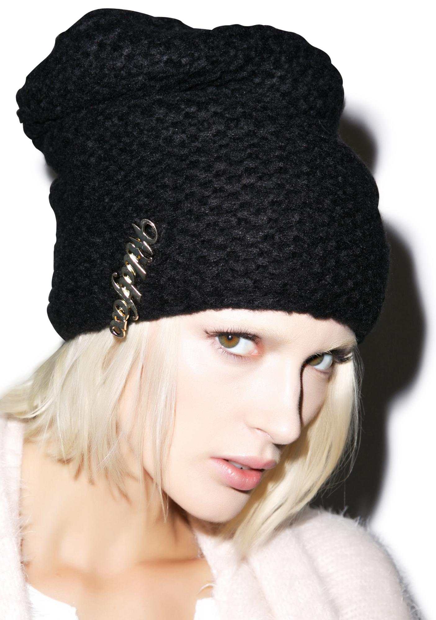 Wildfox Couture Solid Color Beanie