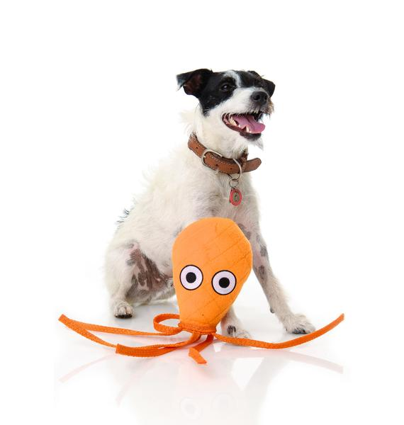 Mega Squid Dog Toy