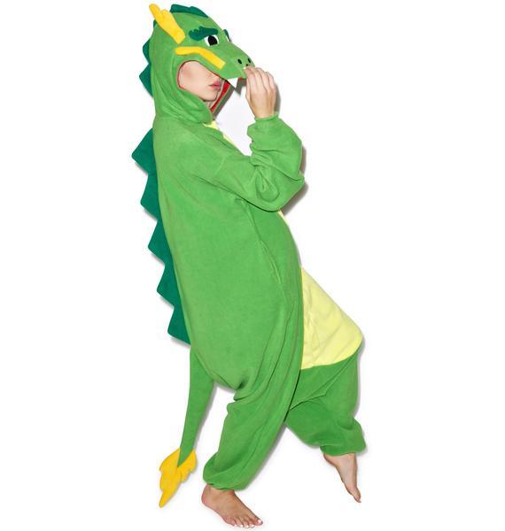 Sazac  Dragon Kigurumi