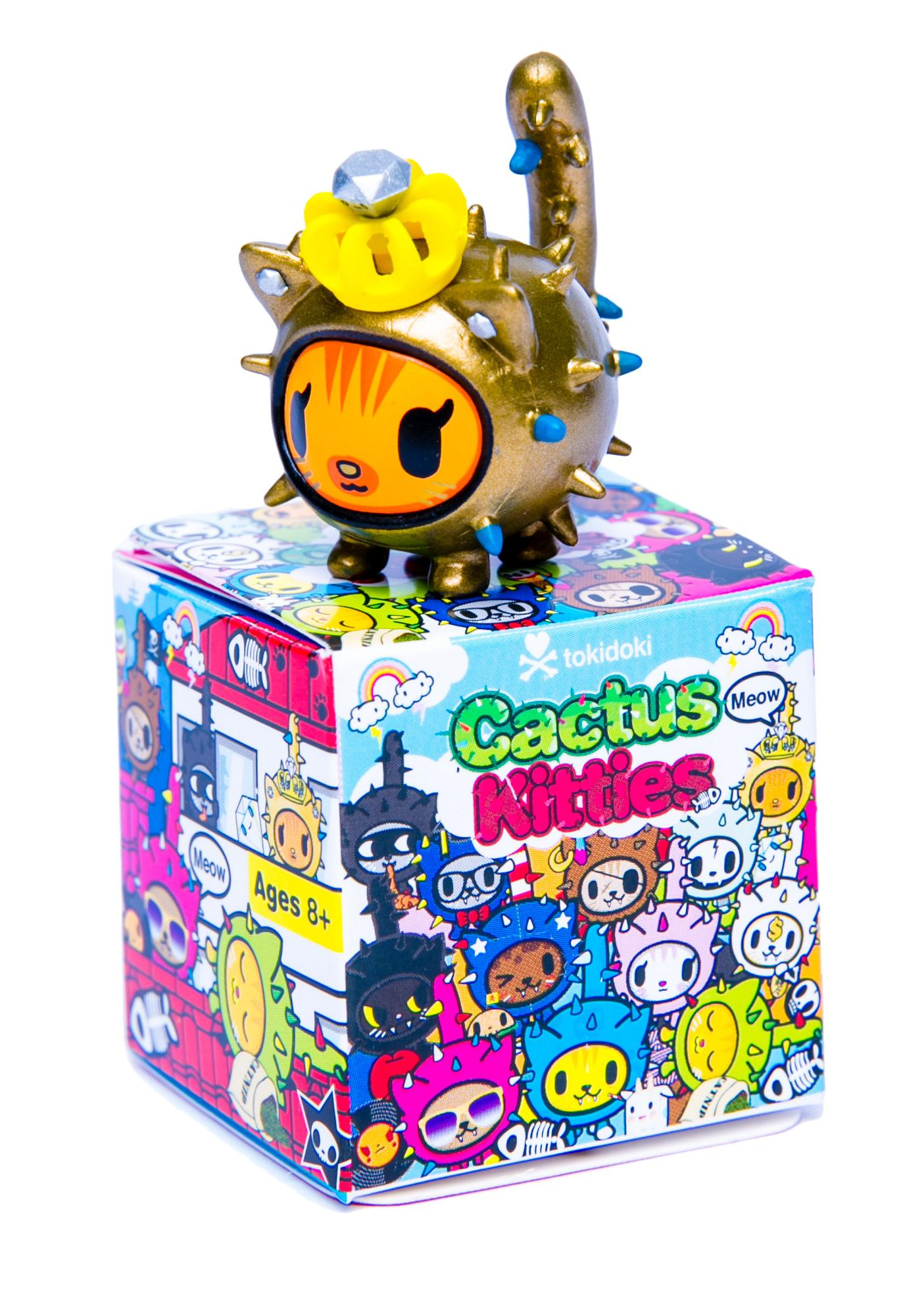 Tokidoki Cactus Kitties