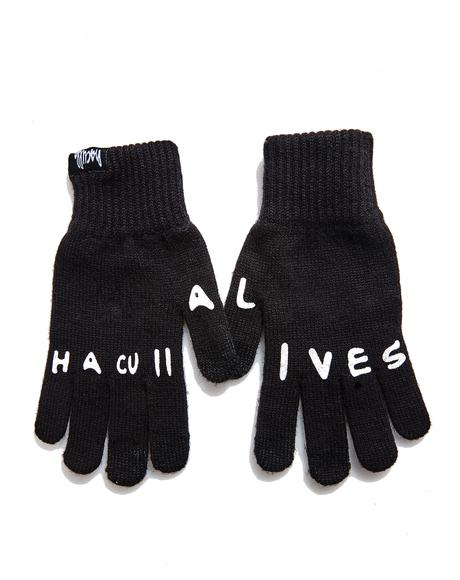 Handjob Gloves