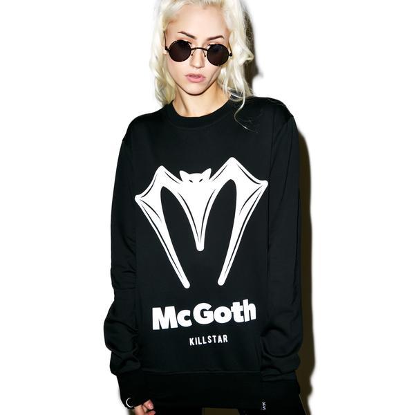 Killstar McGoth Sweatshirt