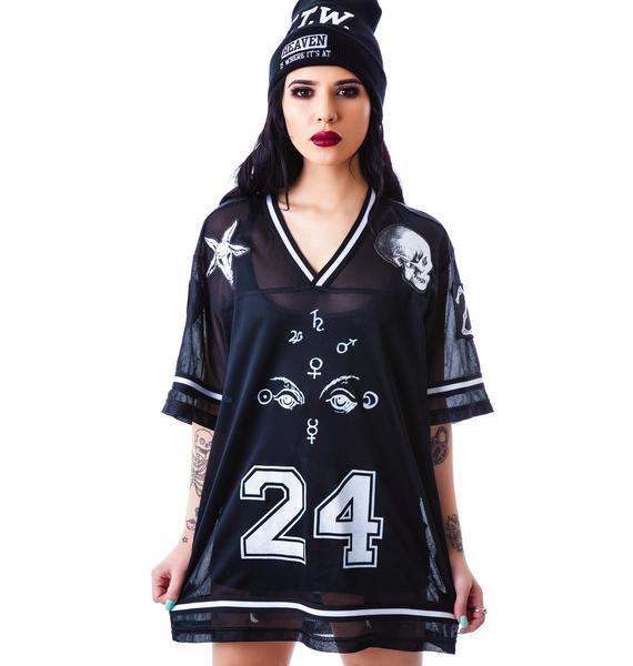 24HRS Mesh Hockey Jersey