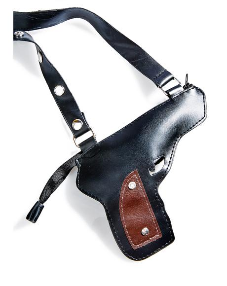 Showdown Double Zip Holster