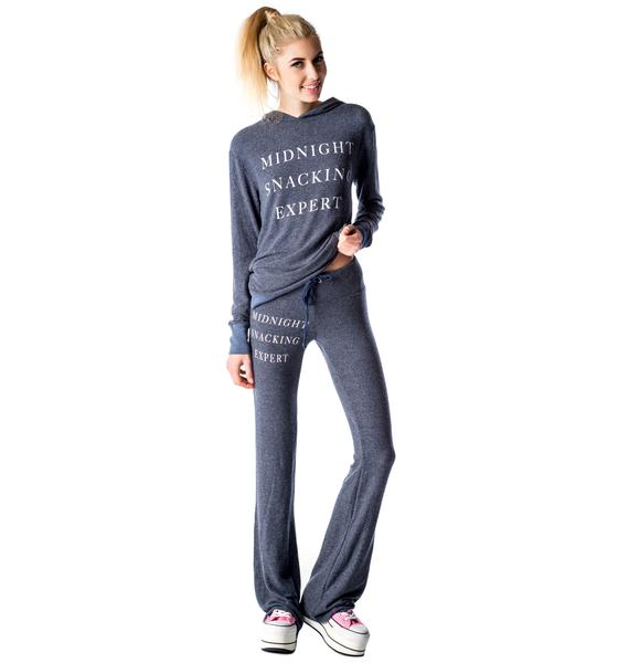 Wildfox Couture Midnight Snacking Tennis Club Pants