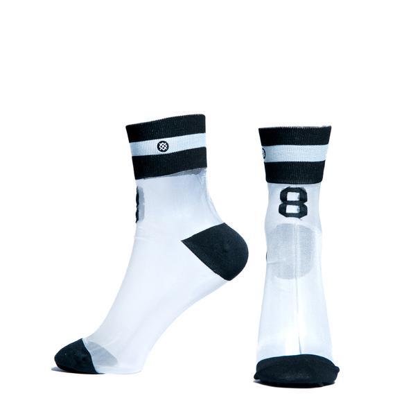 Stance Bad Girl 88 Anklet Socks