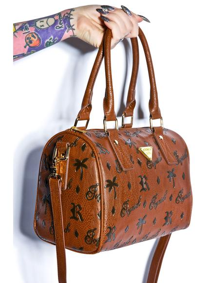 Royal Rich Boston Shoulder Bag
