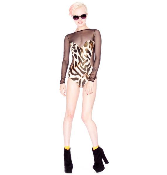 Beatrice Romper Bodysuit