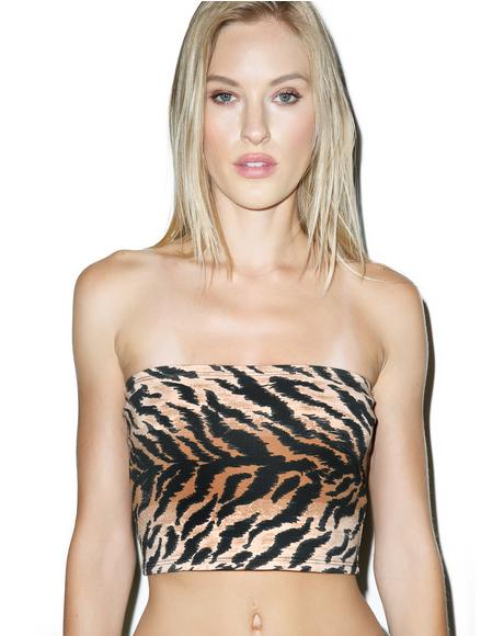 Wild Thing Tube Top