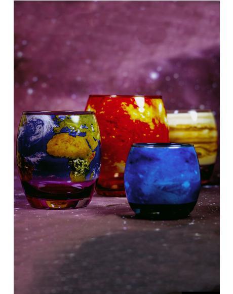 Solar System Drinking Set