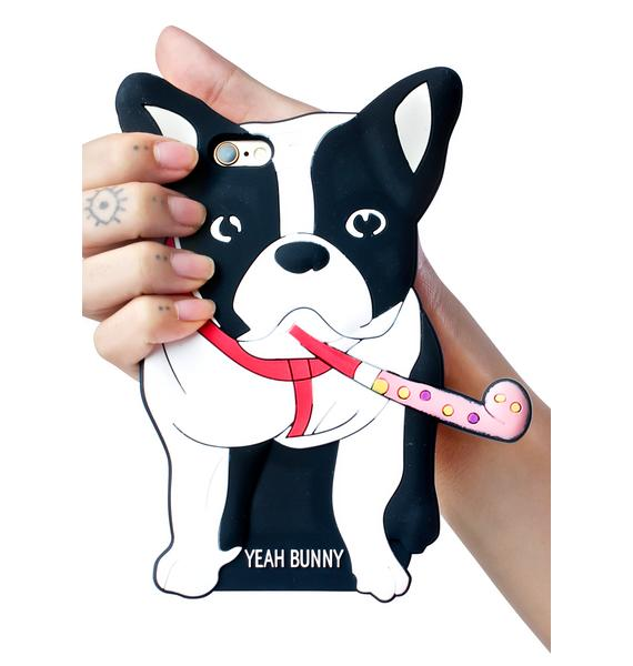Yeah Bunny Frenchie iPhone 6 Case