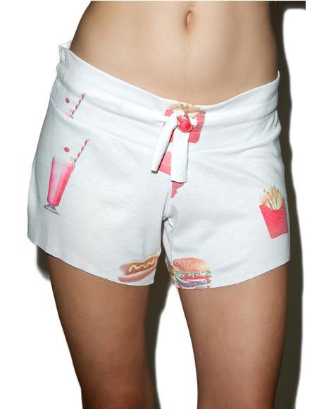 Wine & Diner Cutie Shorts