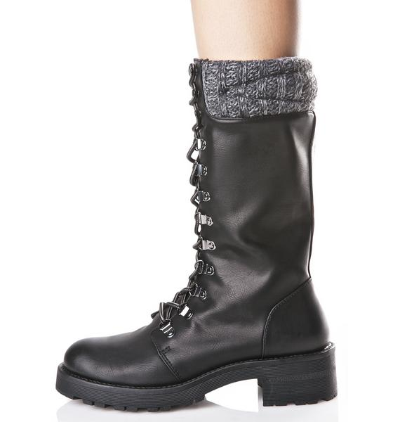 Sadie Lace-Up Boots