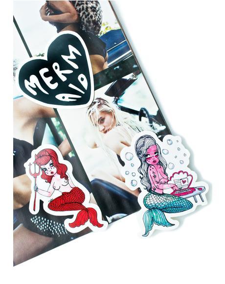 Mermaid Sticker Pack