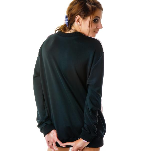 Coveted Society DAIS-EE Worp Scuba Oversize Crew