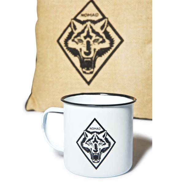Sourpuss Clothing Nomad Coffee Cup