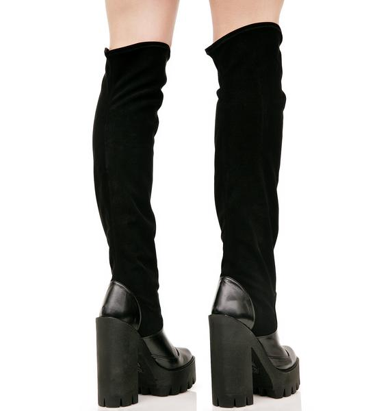 Stiù Remington Knee High Boots