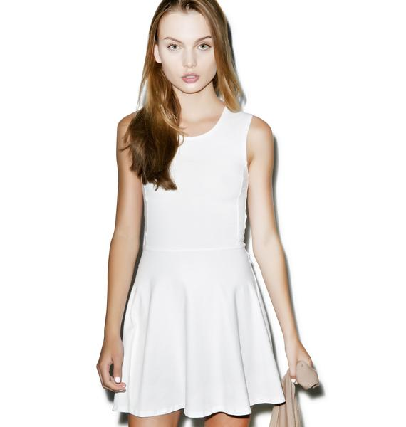 Groceries Apparel Sandra Bloom Sleeveless Dress