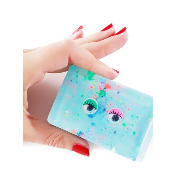 Dirty Grl Googly Eyed Soap