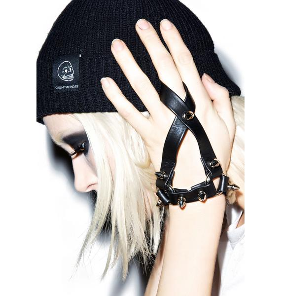 Club Exx Take A Spike X-Bracelet