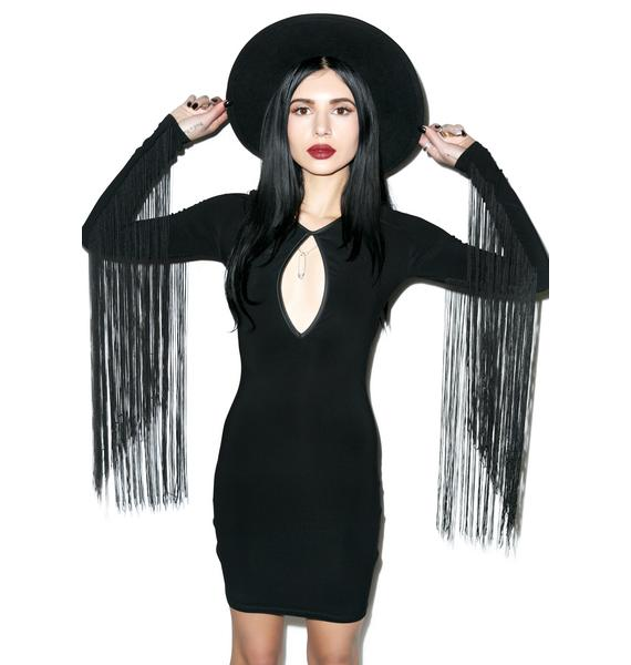 Black Wednesday The Magick Dress
