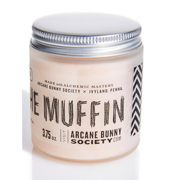 Arcane Bunny Society I Am The Muffin Body Butter