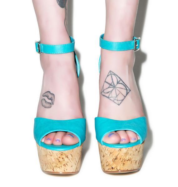Cheryl Platform Heels