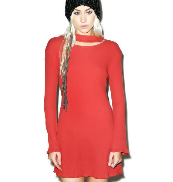 Insight Bell Rib Dress